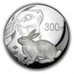 Year of the Rabbit Silver Coins